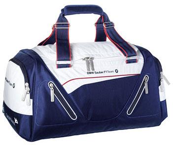 92fd3b7b374e Спортивная сумка BMW Sauber F1 Team из коллекции аксессуаров BMW Sauber F1